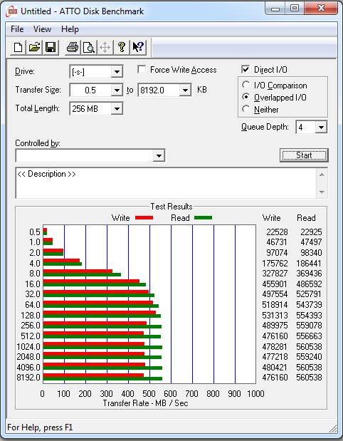 Samsung 840 Pro 256 GB