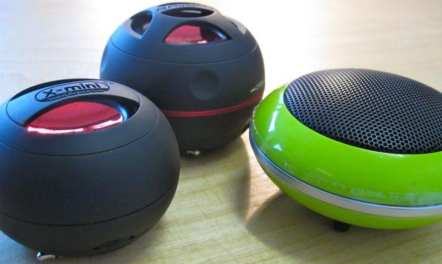 Vergleichstest Mobile Mono-Lautsprecher
