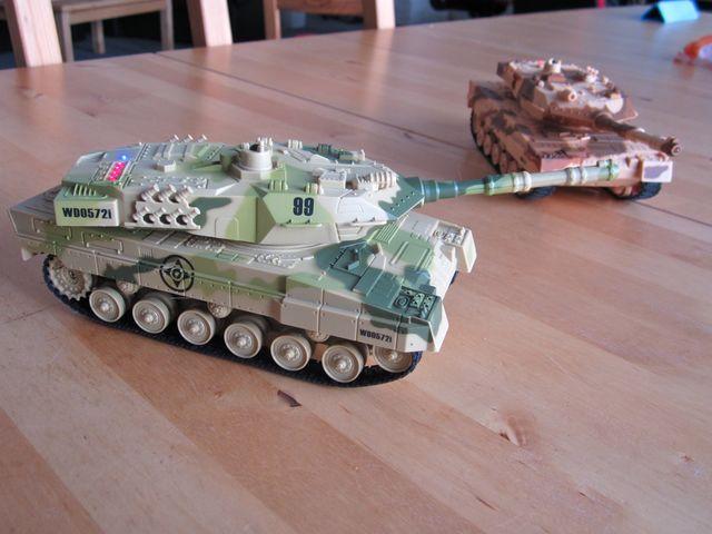 i.onik Tank im Test