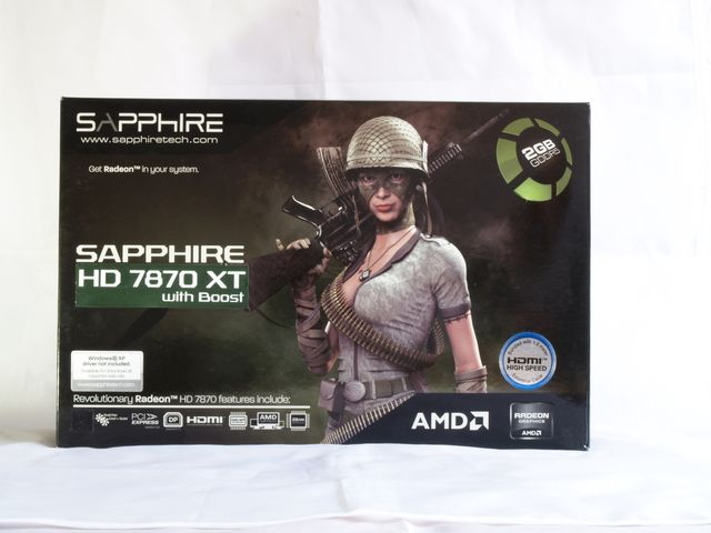 Im Test: Sapphire Radeon HD 7870 XT Boost