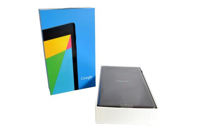 Asus Nexus 7 Verpackung 2