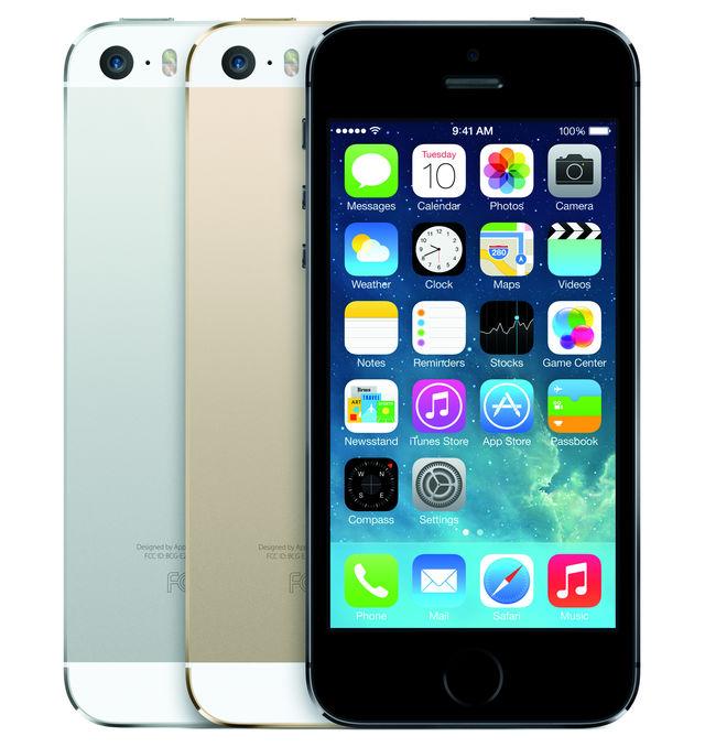 Apple präsentiert iPhone 5s mit 64-Bit-Prozessor
