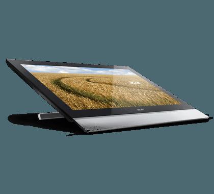 Acer T272HUL: Erster Monitor mit Multitouch und WQHD-Auflösung