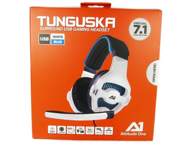 Attitude One: Tunguska Headsets und Saiga Mauspads im Praxistest