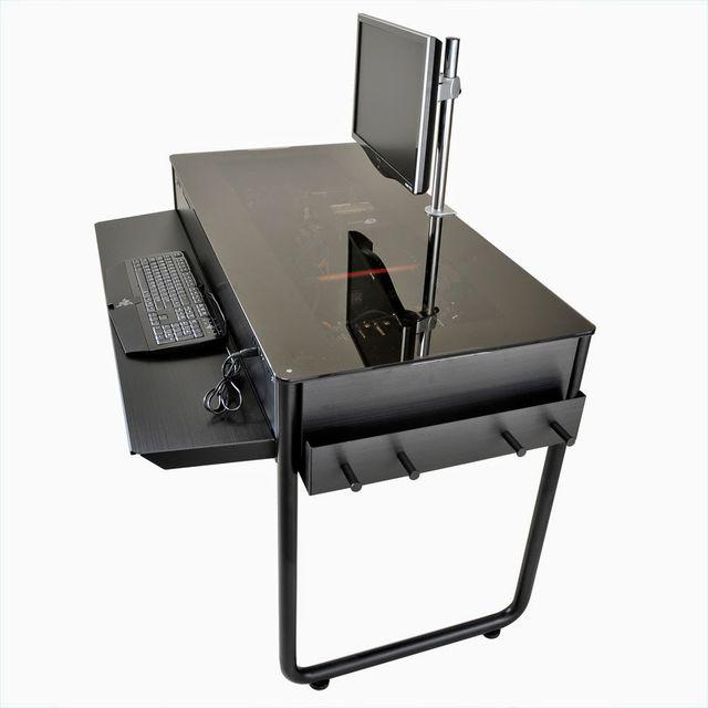 """Lian Li zeigt echte """"Desktopgehäuse"""""""