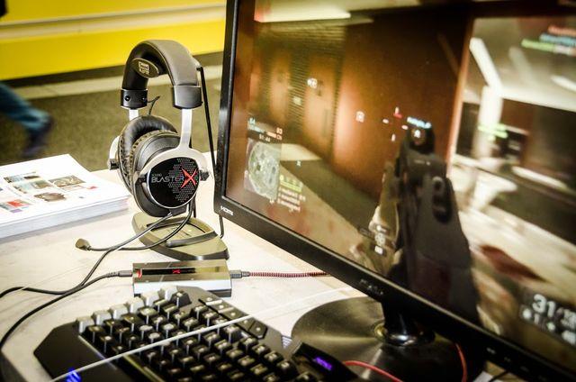 Creative Labs, Asus und Co.: Soundkarten für Spieler