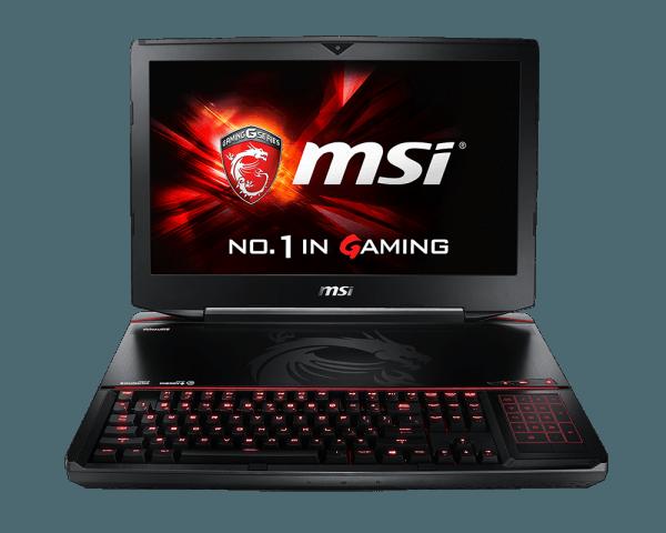 MSI GT80 2QE Titan: Fast fünf Kilogramm Gaming-Power