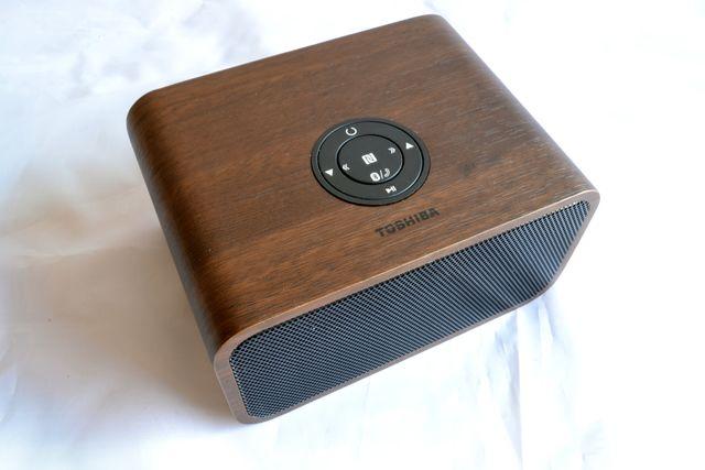 Mobiler Lautsprecher Toshiba TY-WSP54 im Test