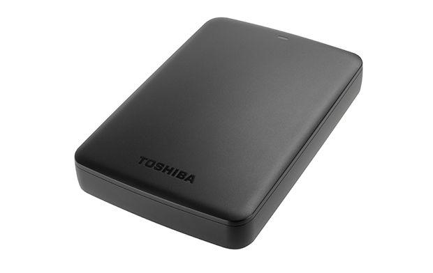 Toshiba Canvio Basics 3TB im 2,5-Zoll-Format