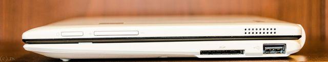 Toshiba Satellite Click Mini rechts
