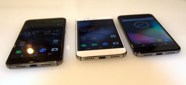 Der Einstand von Gigaset auf dem Smartphone Markt IFA 2015