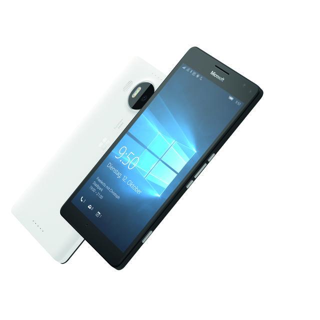 Microsoft Lumia 950 XL - Erstes Smartphone mit Windows 10