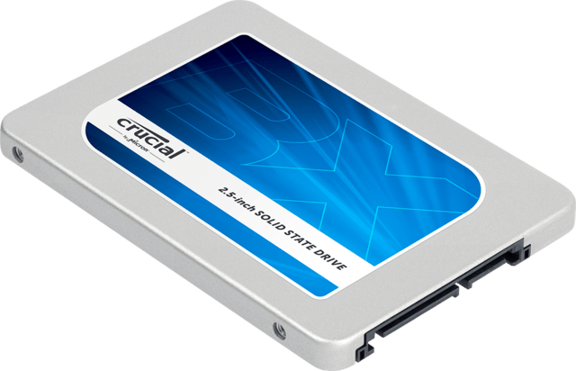 Crucial präsentiert die BX200 SSD