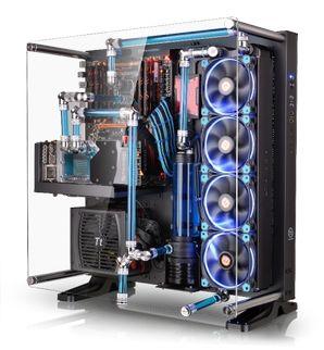 Design-Midi-Tower von Thermaltake: Der Core P5