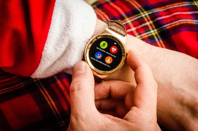 Fitness-Tracker von Polar Loop, Jawbone, Samsung, Fitbit und Garmin