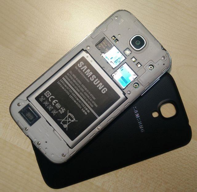200GB Sandisk Ultra micro-SD im Samsung Galaxy S5