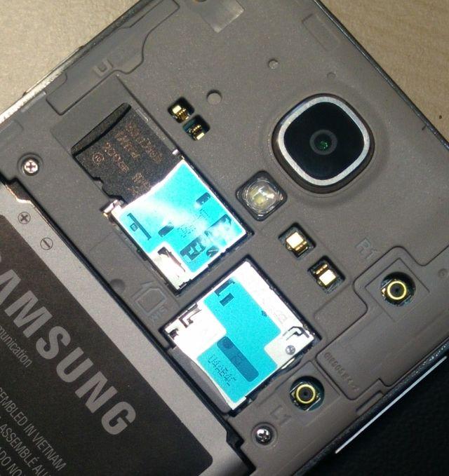 200GB Sandisk Ultra micro-SD im Samsung S5