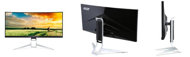 Acer Predator XR341 Curved: Ein gebogener Gaming-Monitor im Test