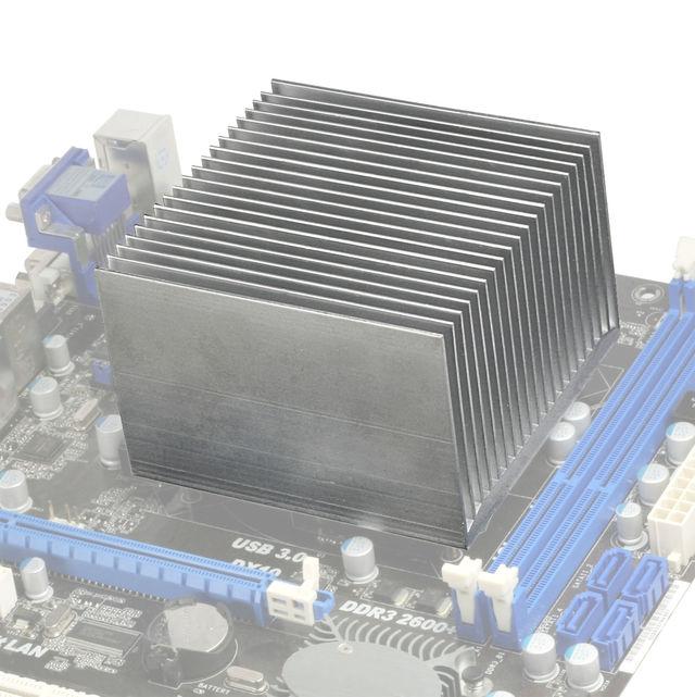 Arctic mit neuem passiven Kühler Alpine 11 und Alpine M1 CPU-Kühler