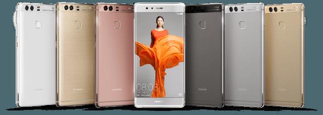 Huawei veröffentlicht das P9 und P9 Plus