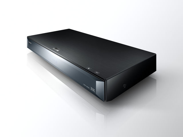 Panasonic Ultra HD Blu-ray Player DMP-UB900 für 4K-Filme