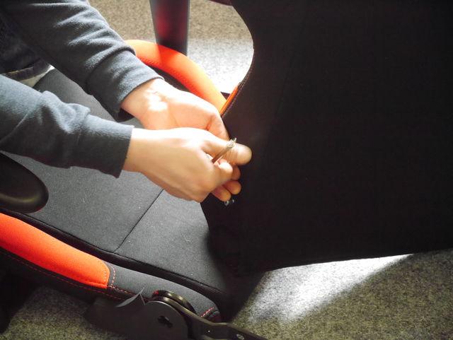 DX Racer Gaming Chair im hardwareschotte Test