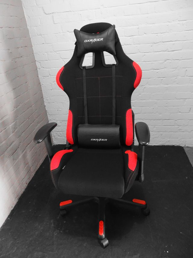 DX Racer Gaming Chair der Formula Serie im Test