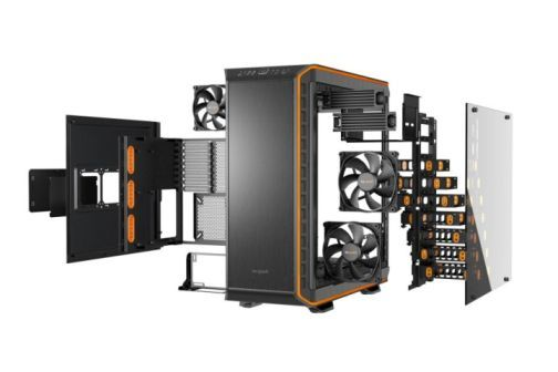 BE-Quiet Dark Base 900 Pro sehr leises modulares Gehäuse