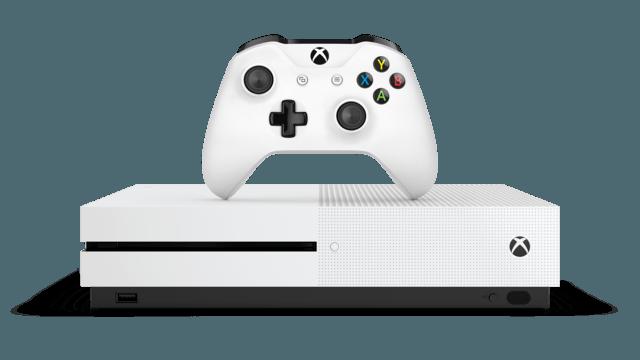 Microsoft Xbox One S mit 2TB und integriertem UHD-Blu-Ray-Player