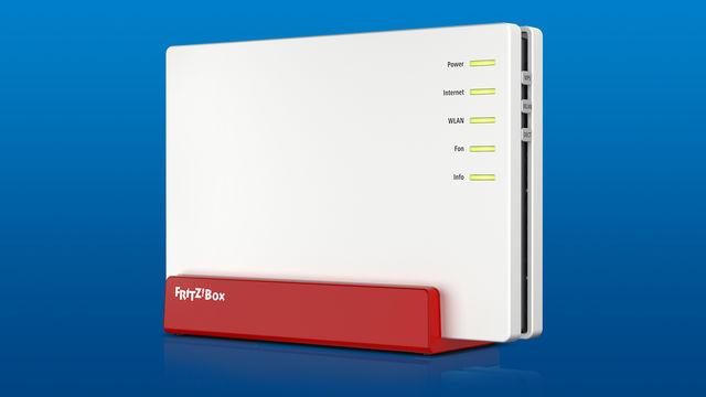 Neuer WLAN-Router AVM FRITZ!Box 7580 ab sofort im Preisvergleich
