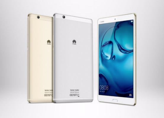 Mediapad M3: Neues Highend-Tablet von Huawei