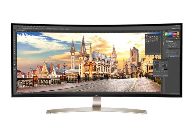 Alles Infos und Preise zum Curved-Monitor LG 38UC99-W
