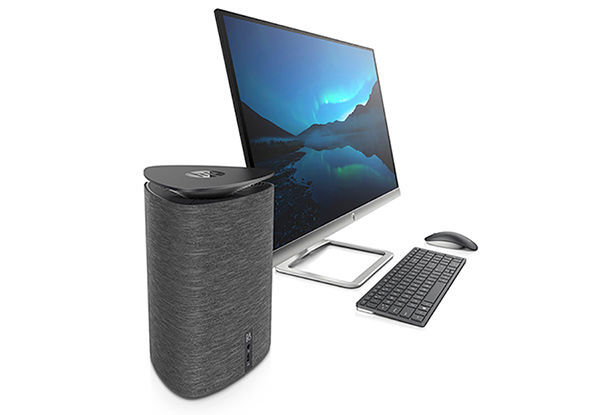 Desktop-PC im Bang&Olufsen-Design: Der Hp Pavilion Wave