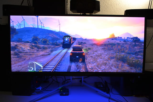 Gaming Monitor Test 2016