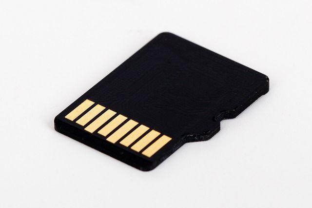 microSD Karten Test