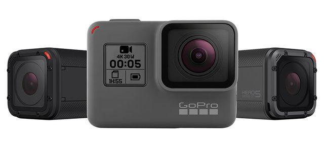 Was kann die neue GoPro? Hero 5 Black und Hero 5 Session kommen in den Verkauf