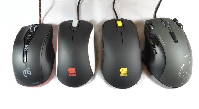 Gaming Mäuse Test