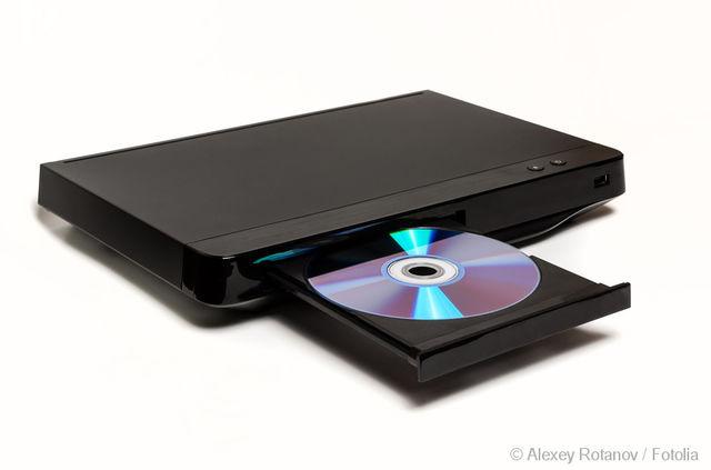 Blu-ray-Player Test