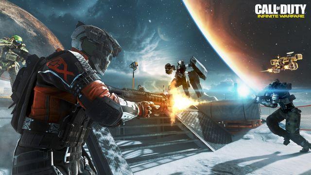 Kaufberatung: PC- und Hardware-Tipps für Call of Duty Infinite Warfare
