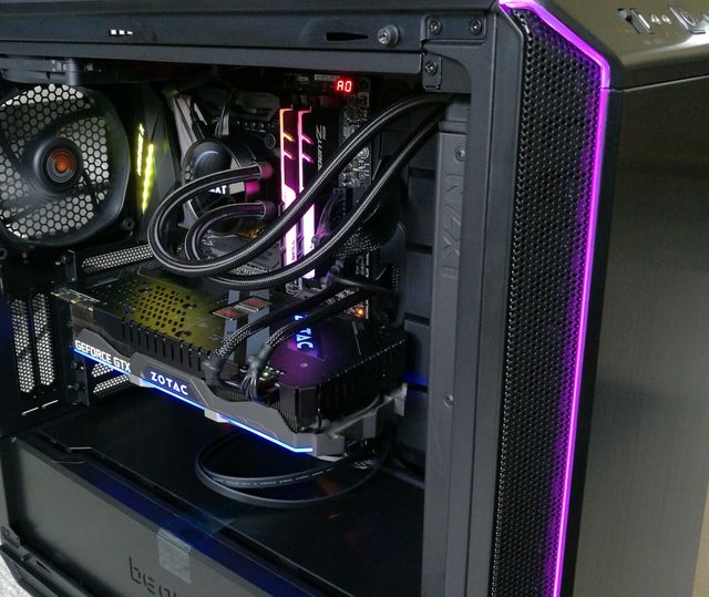 Gaming-PC: 500¤ bis 1500¤ plus 4K-Gaming PC