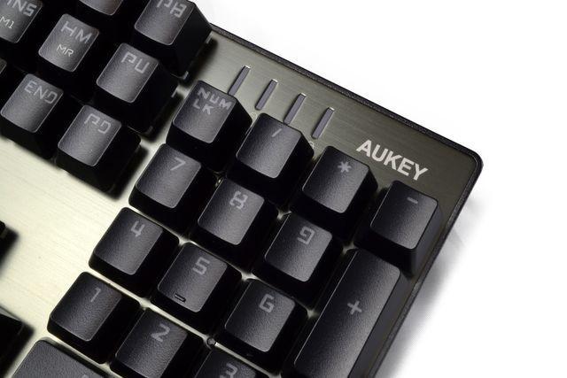 Aukey KM-G3 RGB-Gaming-Tastatur im Test