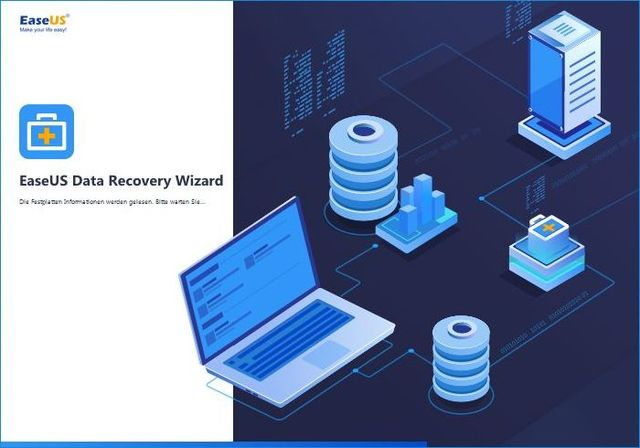 EaseUS Data Recovery Wizard Professional Datenrettung im Test