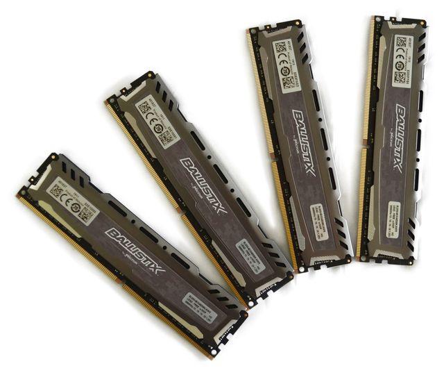 Viel Speicher für Gaming: Die besten 32 GB DDR4 Kits - Test 2019